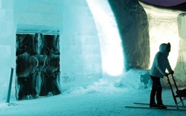 Top 5 Ice Hotels