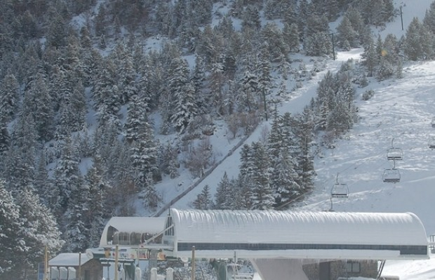 Andorra Opens for the Ski Season