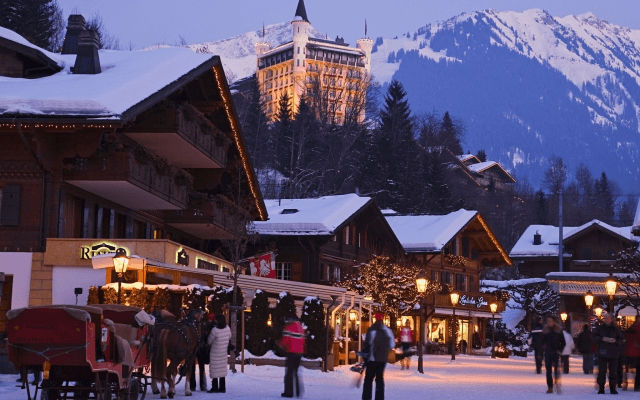 Eurostar launches weekly ski service to the Swiss Alps