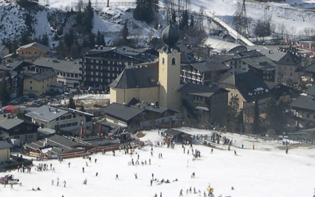 Spend New Year Skiing in Austria