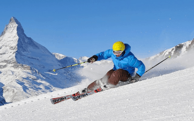 Top ten late season ski destinations