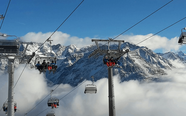 Austria: Ski Resort Snow Report 10/03/16