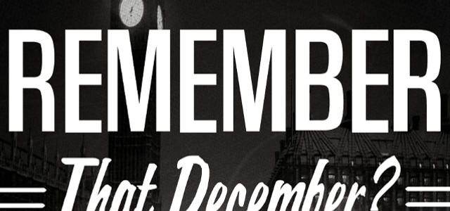 Do You Remember That December?