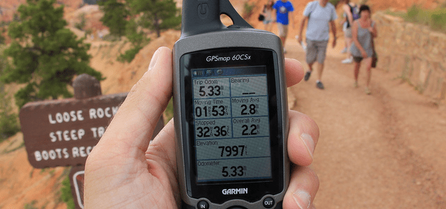 What to Look for in a Hiking GPS Unit