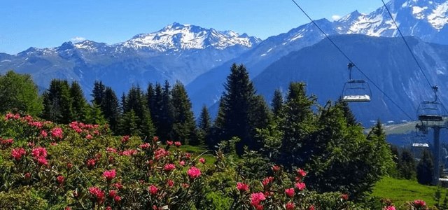 5 Reasons to Visit Meribel in the Summer