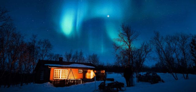 Chasing the Best View of the Northern Lights – Iceland