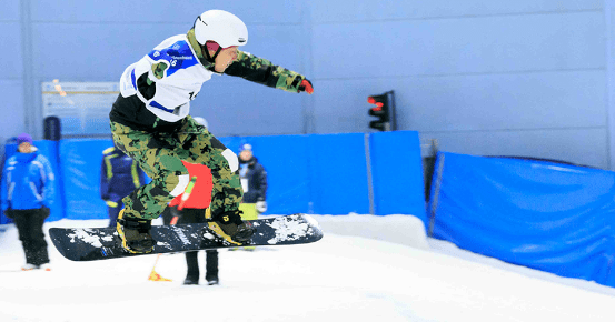 Ski Dubai – Indoor Skiing and Snowboarding Experience